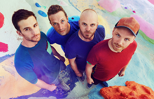 Coldplay Suomi