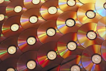 Did You Know You Could Do This To a CD?