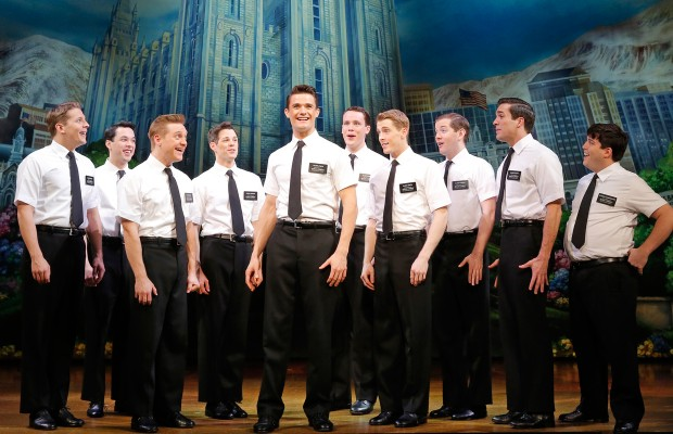 'Book of Mormon' is offensive, profane, and hilarious