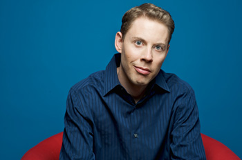 Comedian Ryan Hamilton Is Lookin' For Love?