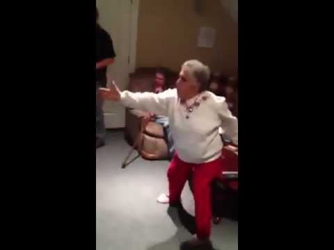 This Grandma Is a Kinect Guru!