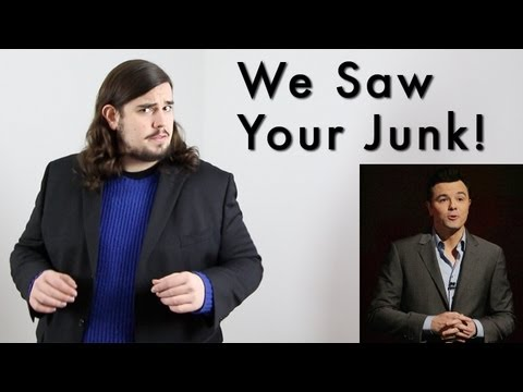 We Saw Your Junk