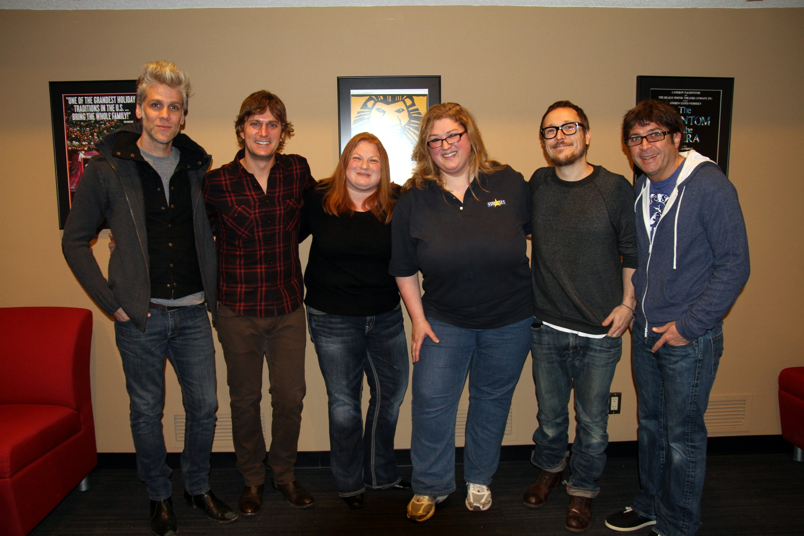 With Matchbox 20