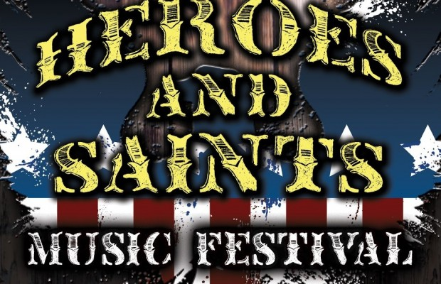 Heroes and Saints Rock 'n Country Bash