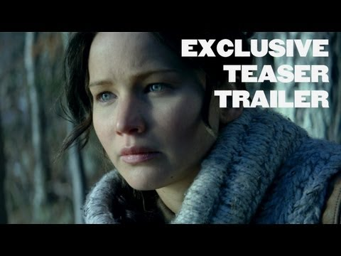"""Catching Fire"" Trailer!!"