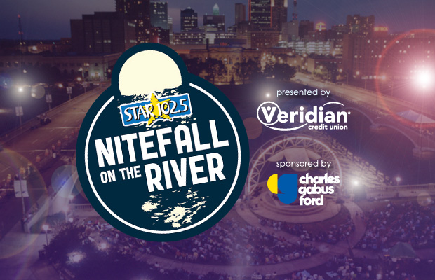 Nitefall On The River Star 102 5