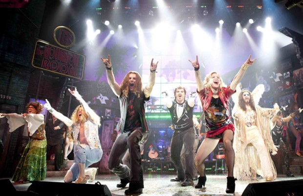 It's impossible to NOT have fun at Rock of Ages