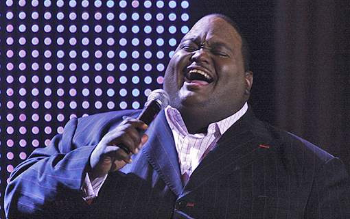 Comedian Lavell Crawford