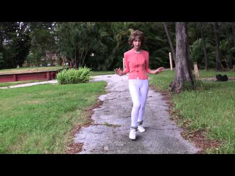 """Video: The Hypnotic Moves of """"Prancercise"""""""