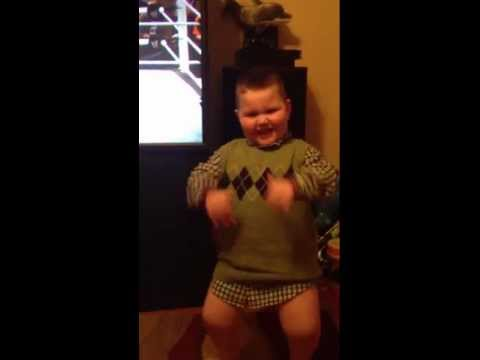 "Video: Little Kid Does the ""Wobble"""