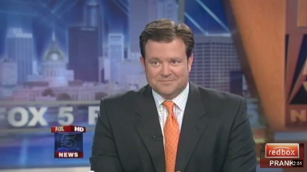 Video: A Very Confused News Anchor