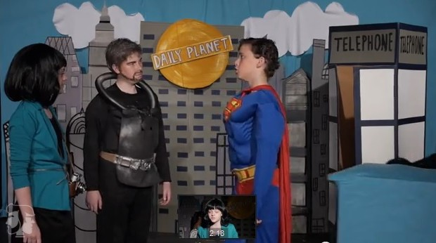 """Video: """"Man of Steel: The Musical"""""""