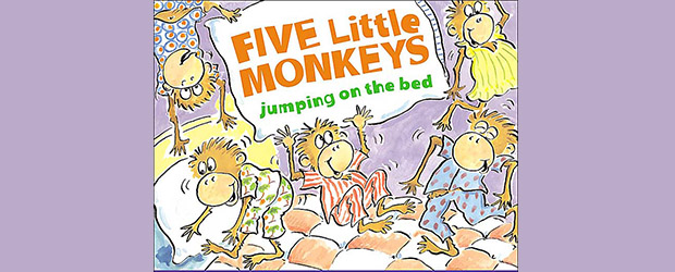 Five Little Monkeys presented by Adventure Theater MTC