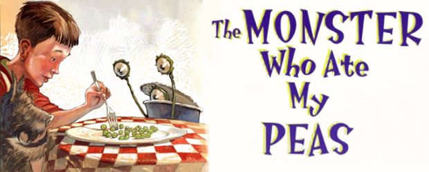 The Monster Who Ate My Peas presented by ArtsPower
