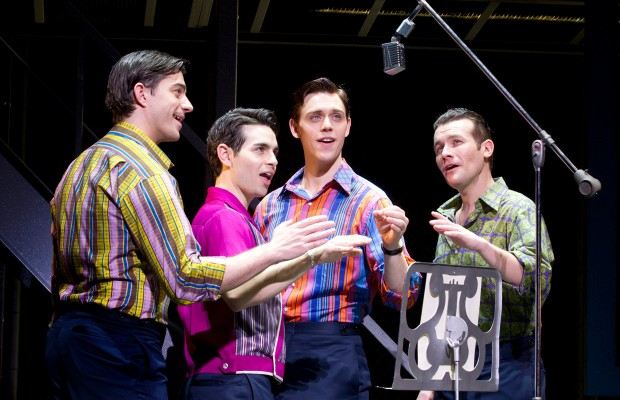 'Jersey Boys' reminds me of early music memories