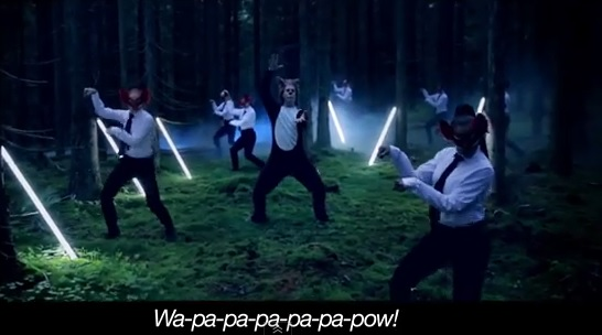 "Video: ""What Does the Fox Say?"""