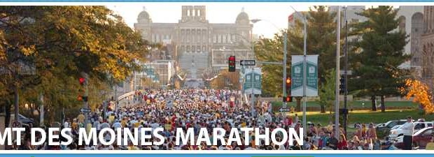 Audio: Laura's Inspiration For Doing the Des Moines Marathon