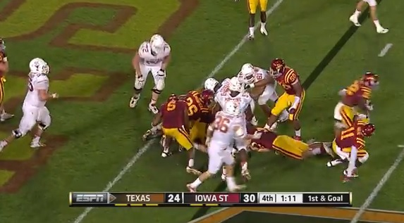 Video: Refs Cost Iowa State a Victory