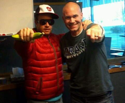 Audio: Pauly Shore In-Studio