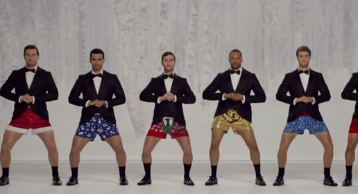 """Video: Behold Their """"Jingle Bells"""""""