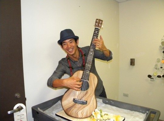 "Audio: ""Rolling In the Deep"" by Jake Shimabukuro"