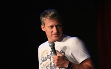"Audio: Comedian John ""The Ragin' Cajun"" Morgan"