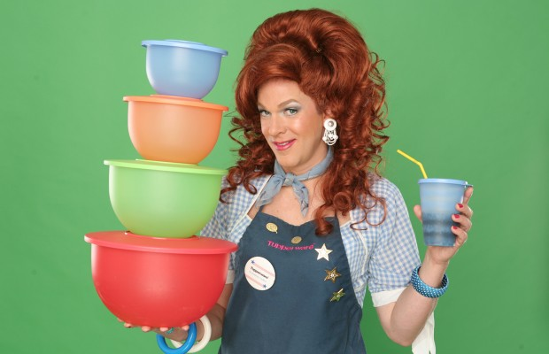 REVIEW: Dixie's Tupperware Party is worth taking home