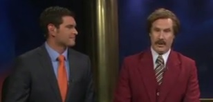 Video: Des Moines Native With Ron Burgundy
