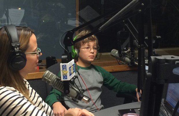 Audio: 6th Grade Opera Singer Pierce Mansfield