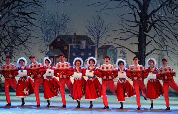 REVIEW: Not your grandparent's White Christmas