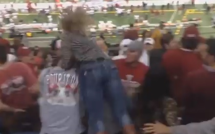 "Video: This Alabama Mom Came in Like a ""Wrecking Ball"""