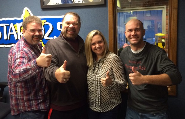 Audio: Baconfest & Hacksaw Jim Duggan
