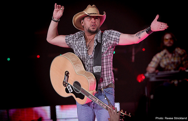 REVIEW: Jason Aldean at Wells Fargo Arena
