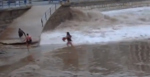 Video: Don't Taunt Mother Nature!