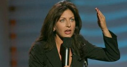 Comedienne Tammy Pescatelli