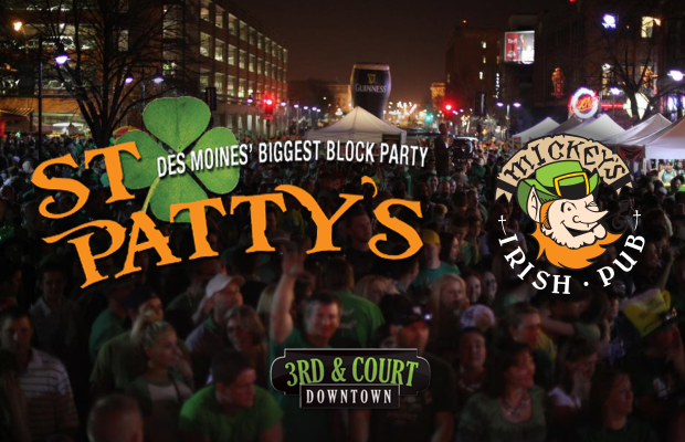 St. Patty's Day 2014 at Mickey's Irish Pub