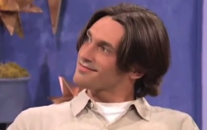 A 25 Year Old Jon Hamm Loses a Dating Game