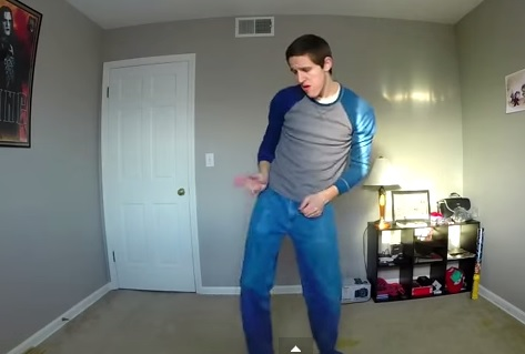 Viral Video: 100 Days of Dance