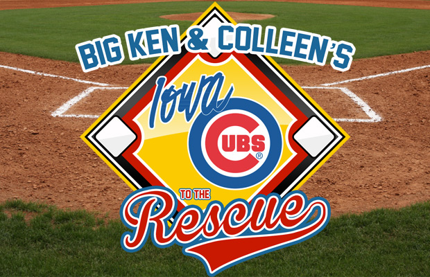 Big Ken & Colleen's I-Cubs to the Rescue