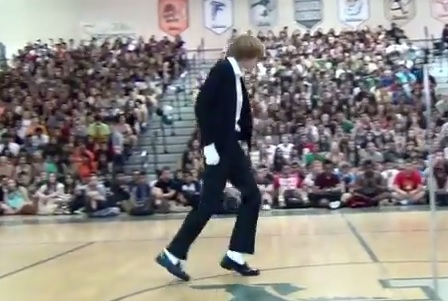 Congrats, MJ Impersonator…You Have Won the Talent Show