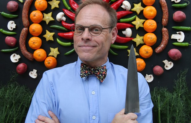 Celebrity Chef Alton Brown