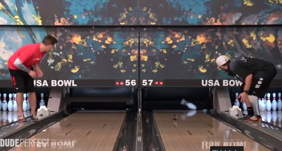 Incredible Bowling Tricks