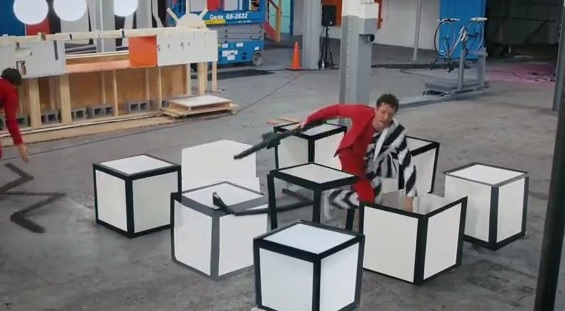 OK Go's New Eye-Popping Music Video