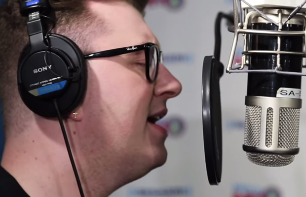 """Sam Smith covers Whitney Houston's """"How Will I Know"""""""