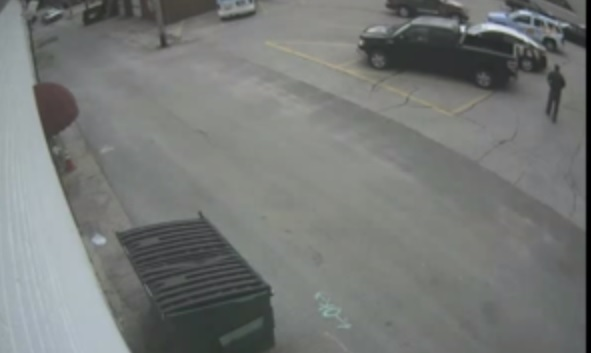 Video: The Footage of the Parking Lot Pooper