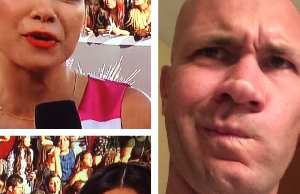 Kurt's Blog: The VMA Pre-Show Confuses the Heck Out of Me