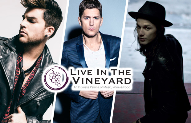 STAR 102.5's Live In the Vineyard