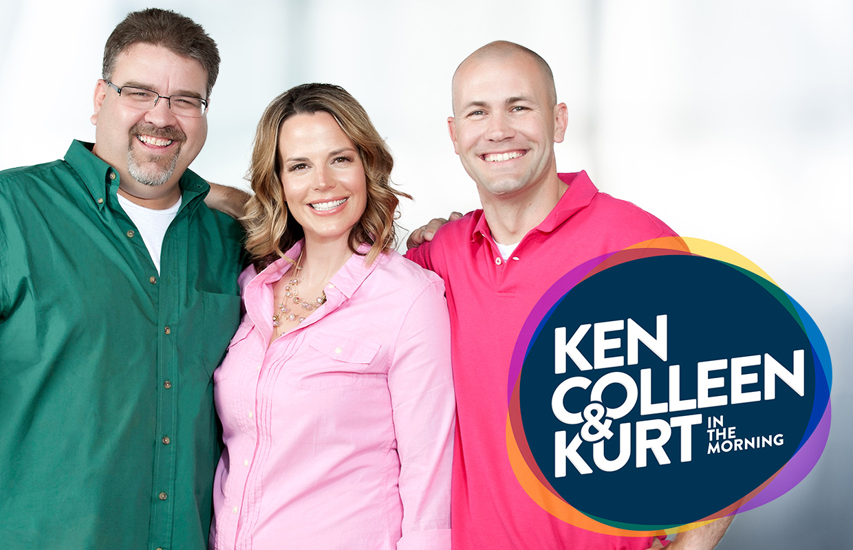 Ken, Colleen and Kurt | STAR 102 5